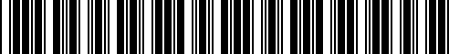 Barcode for 51472414218
