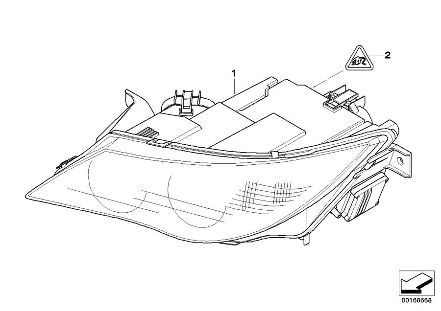 61132359991 bmw repair kit socket housing 12 pol rex. Black Bedroom Furniture Sets. Home Design Ideas